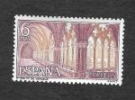 Sellos de Europa - España -  Edf 1836 - Monasterio de Veruela