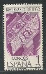 Sellos de Europa - España -  Mosaico de Batitales