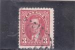 Sellos de America - Canadá -  GEORGE VI