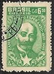 Sellos de America - Brasil -  Ludwig Lazarus Zamenhof (1859-1917)