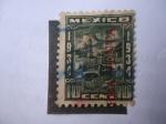 Sellos de America - México -  México - 1934.