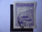 Sellos de America - Chile -  Tanques de Petroleo - Almacenamiento.