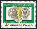 Sellos de Europa - Hungría -  Keszthelyi Georgikon