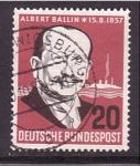 Sellos de Europa - Alemania -  Centenario