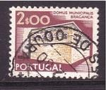 Sellos de Europa - Portugal -  Palacio municipal