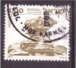 Sellos de Asia - Israel -  Paisaje- Arava