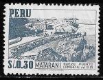 Sellos de America - Perú -  Perú-cambio
