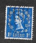 Sellos de Europa - Reino Unido -  293 - Isabel II