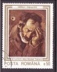 Sellos de Europa - Rumania -  Retrato