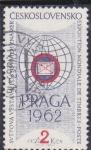 Sellos de Europa - Checoslovaquia -  Exposición mundial de filatelia en Praga