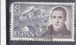 Sellos de Europa - España -  Jaime Balmes (37)