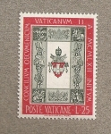Sellos del Mundo : Europa : Vaticano : Concilio Vaticano II