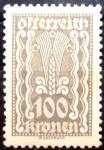 Sellos del Mundo : Europa : Austria : Agricultura-OSTERREICH-1922