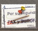 Sellos de Europa - España -  Diábolo (627)