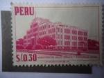 Sellos de America - Perú -  Ministerio de Salud Pública y Asistencia Social.