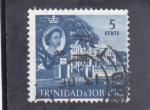 Sellos de America - Trinidad y Tobago -  ISABEL II
