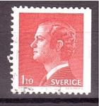 Sellos de Europa - Suecia -  Carlos Gustavo XVI