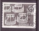 Sellos del Mundo : Europa : Suecia :  Emisión conjunta países nórdicos
