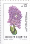 Sellos de America - Argentina -  FLORES-CAMALOTE