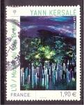 Sellos de Europa - Francia -  Yann Kersalé