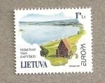 Sellos del Mundo : Europa : Lituania : Nenuba ties