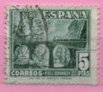 Sellos del Mundo : Europa : España :  Desfiladero de Pancorbo