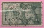 Sellos del Mundo : Europa : España :  Isabel l´Catolica
