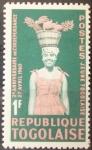 Sellos del Mundo : Africa : Togo : Togo. 2° Aniversario de la Independencia. 1962