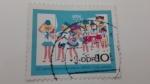 Sellos del Mundo : Europa : Alemania : Organisacion Pionera/DDR