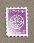 Sellos del Mundo : Europa : Eslovenia : Dibujo