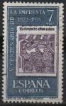 Sellos del Mundo : Europa : España : V Centenario d´l´Imprenta (Ilustracion d´libro d´l´sueños)