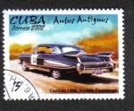 Sellos de America - Cuba -  Automóviles Clasicos