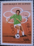 Sellos del Mundo : Africa : Guinea : 1996 Summer Olympics, Atlanta