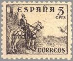 Sellos del Mundo : Europa : España : sello cid