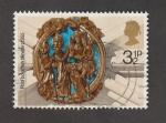 Sellos de Europa - Reino Unido -  Medallón de 1355
