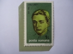 Sellos de Europa - Rumania -  Dinu Lipatti (1917-1950) Músico y Compositor.