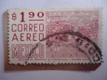 Sellos de America - México -  Guerrero - Estado de Guerrero, su Capital es Chilpancingo de los Bravo.