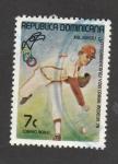 Sellos de America - Rep Dominicana -  XIII Juegos Centroamrticanos y del Caribe