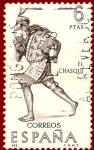 Sellos del Mundo : Europa : España : Edifil 1757 El Chasqui 6