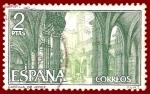 Sellos del Mundo : Europa : España : Edifil 1762 Cartuja de Jerez 2