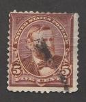 Sellos de America - Estados Unidos -  Presidente Ulysses S. Grant