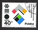 Sellos del Mundo : Europa : Polonia :  Año Internacional de Diseño Gráfico