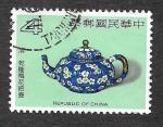 Sellos de Asia - Taiwán -  2350 - Utensilios