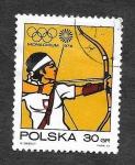Sellos de Europa - Polonia -  1879 - XX JJOO Munich