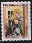 Sellos del Mundo : America : Panamá : La Virgen y el Niño