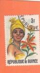 Sellos de Africa - Guinea -  NATIVA