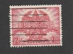Sellos del Mundo : Oceania : Australia :  Paz