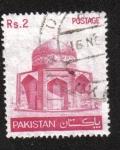 Sellos del Mundo : Asia : Pakistán : Mausoleum
