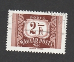 Sellos de Europa - Hungría -  Porto