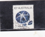 Sellos de Oceania - Australia -  ZAFIRO